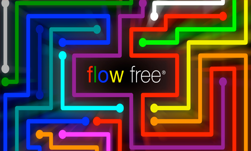 Flow Free: Simple and Enjoyable Puzzle Game
