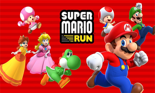 Super Mario Run: Classic Side-Scrolling Platformer