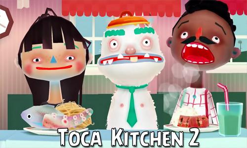 Toca Kitchen 2: More Culinary Fun